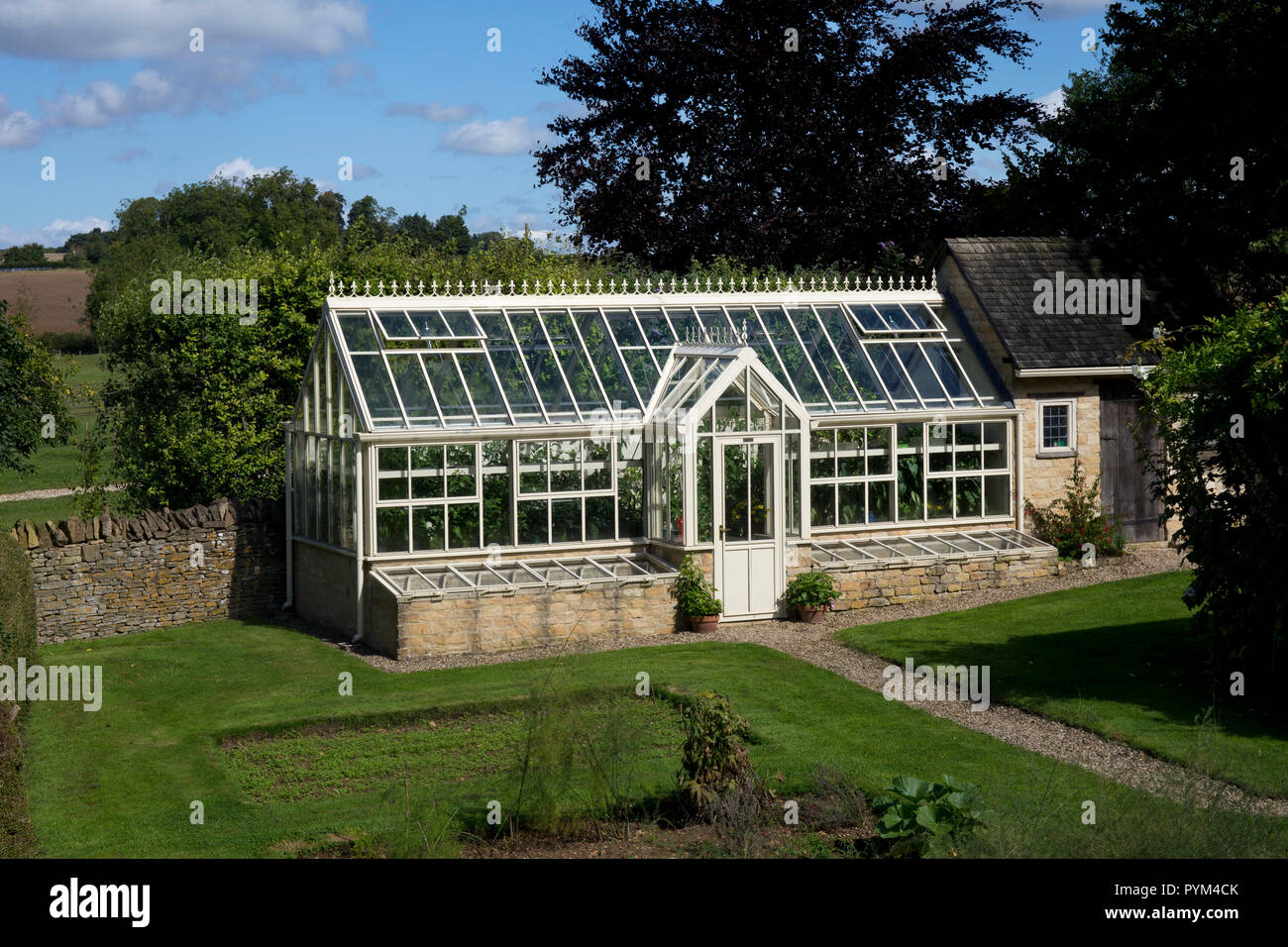Prime Victorian Style Greenhouse Stock Photos Victorian Style Home Interior And Landscaping Ponolsignezvosmurscom