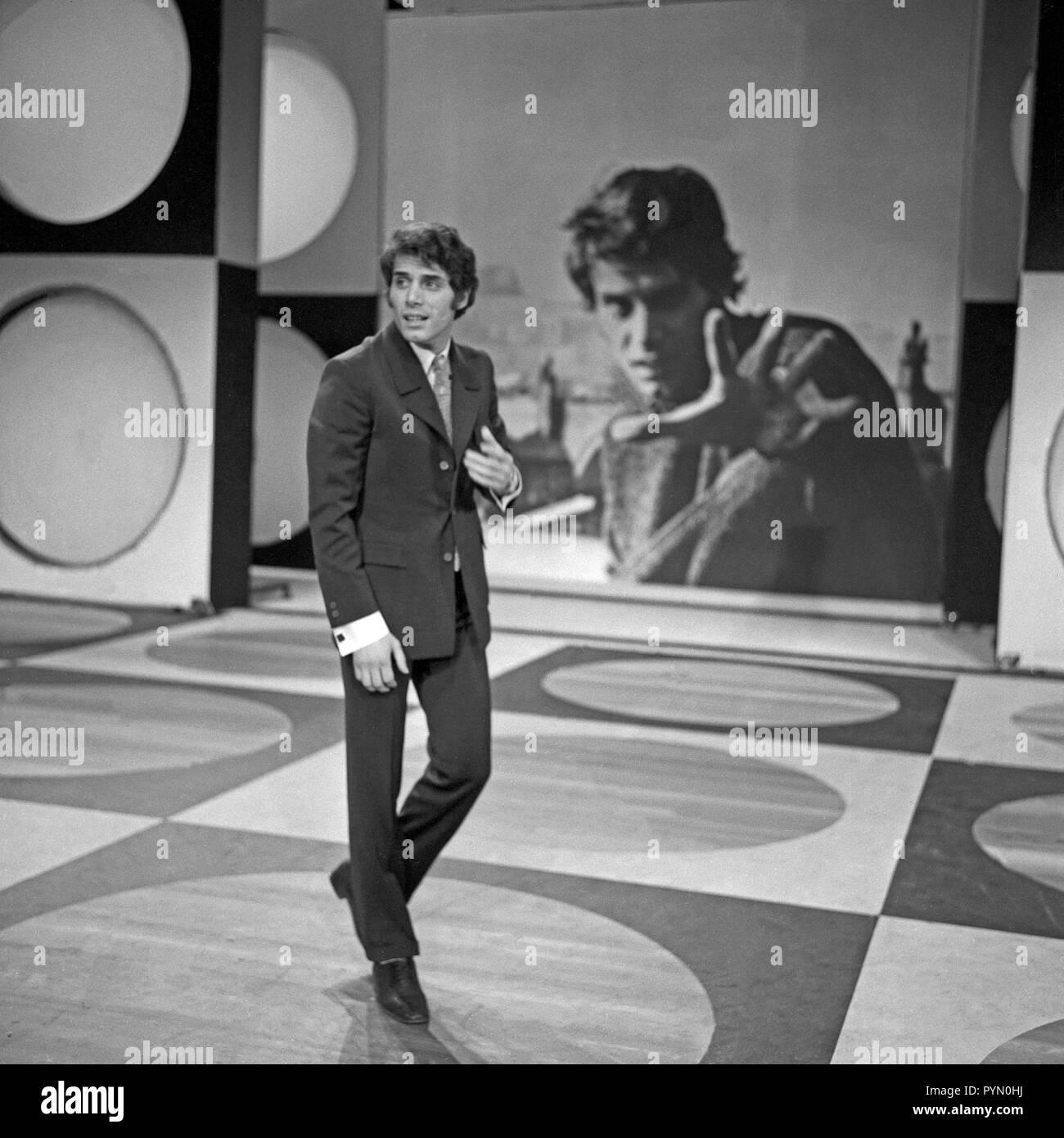 Josef Laufer: Musik Aus Studio B, Musiksendung, Deutschland 1969