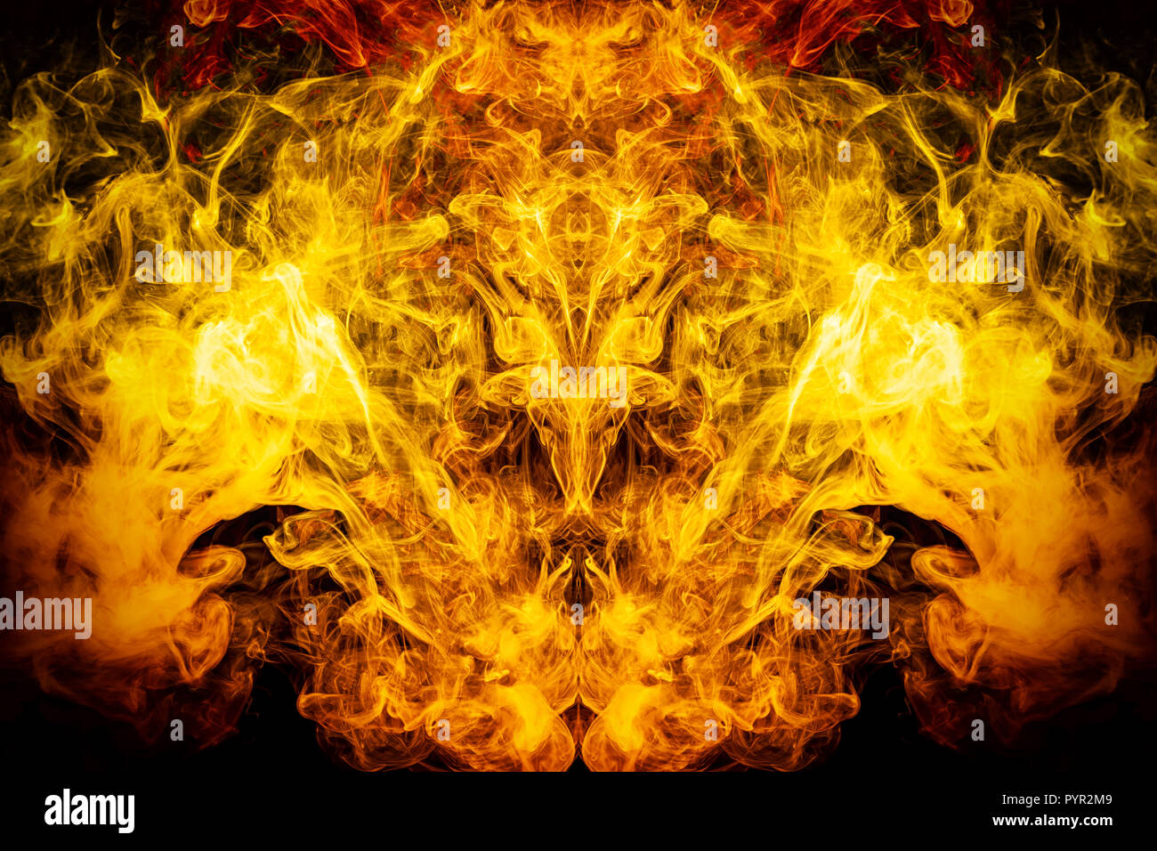 Campfire Chat Fantasy Art