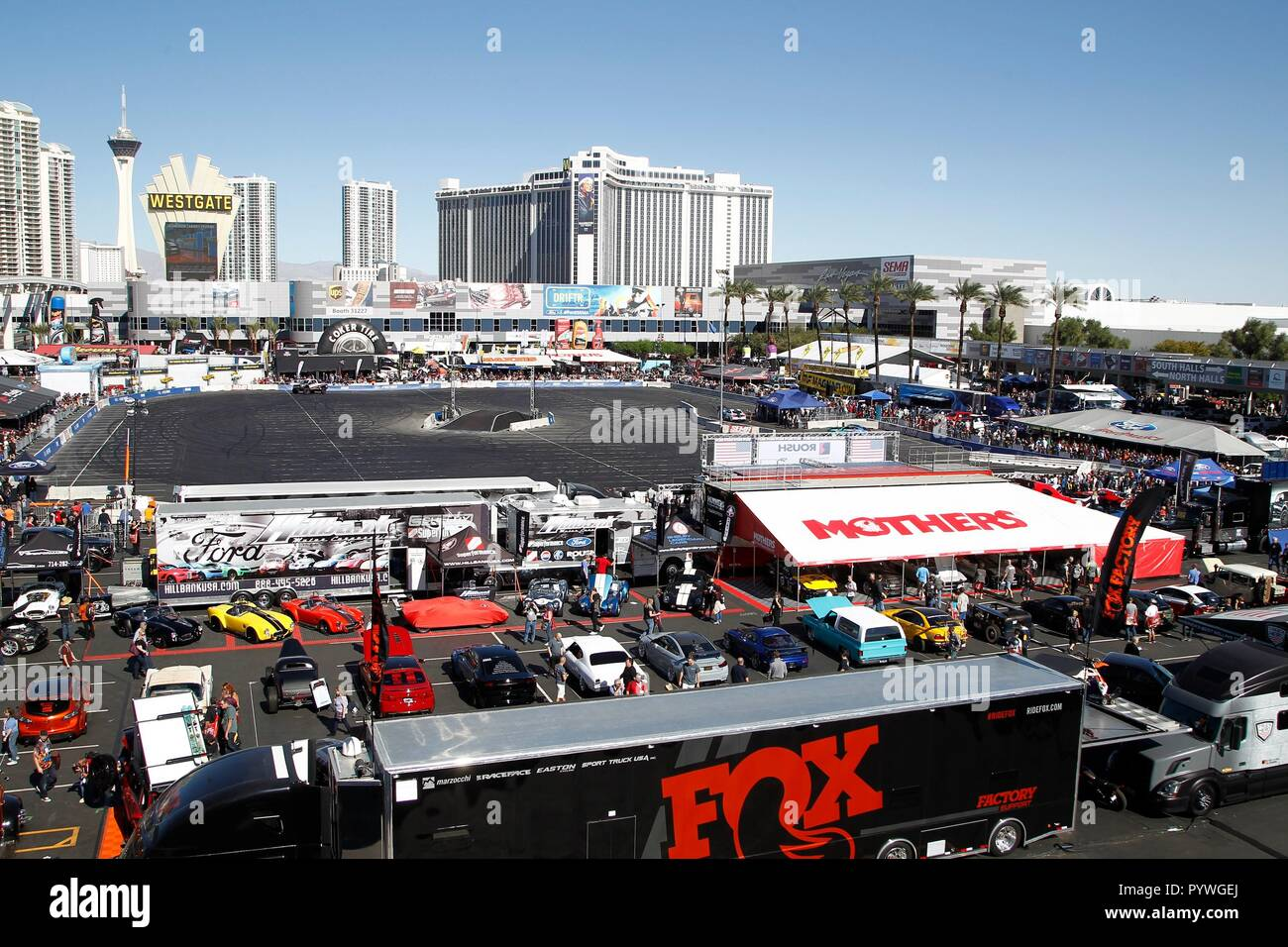 Las Vegas Nv Usa 30th Oct 2018 Atmosphere In Attendance For