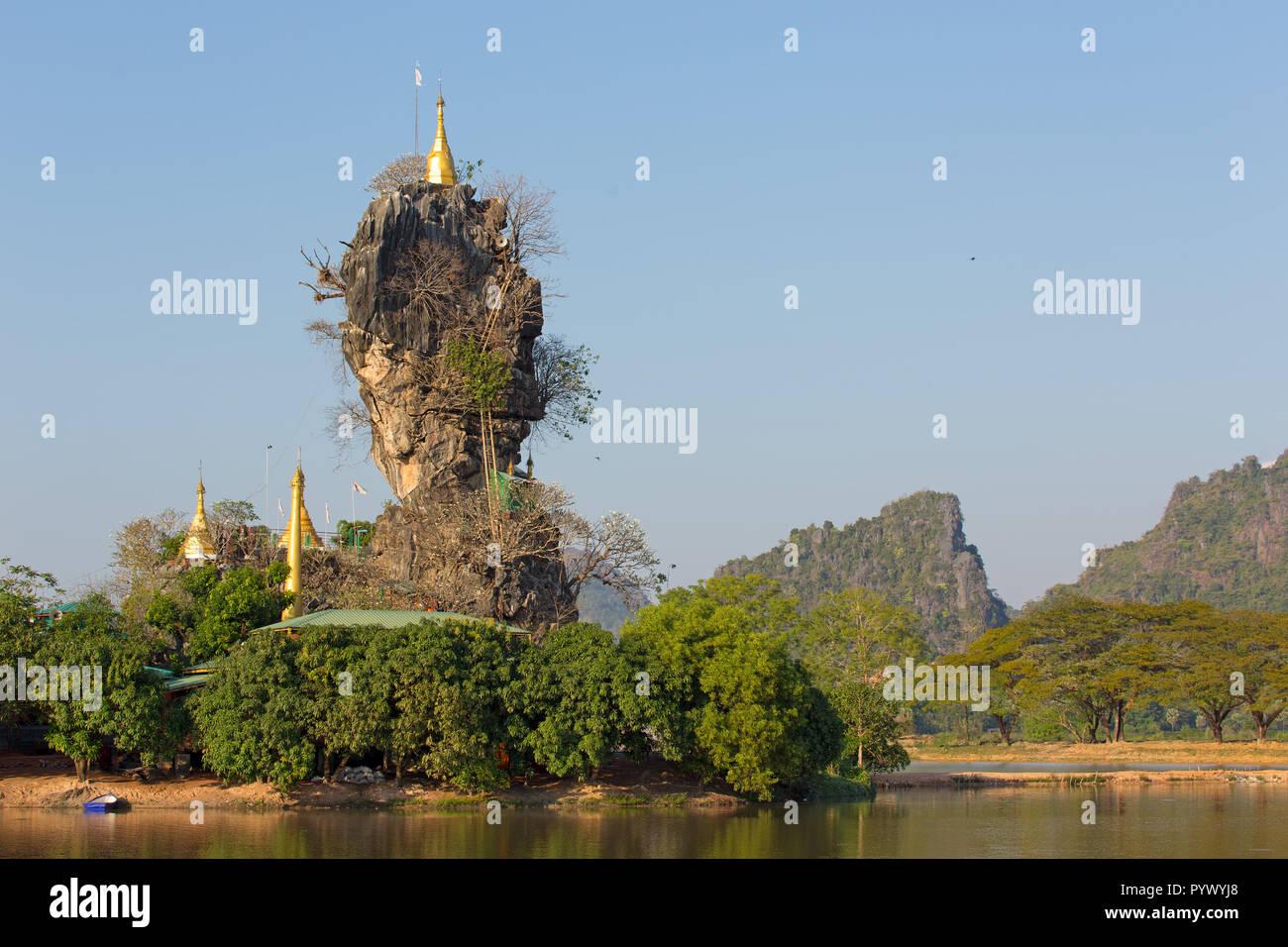 Kyauk Kalap Pagoda