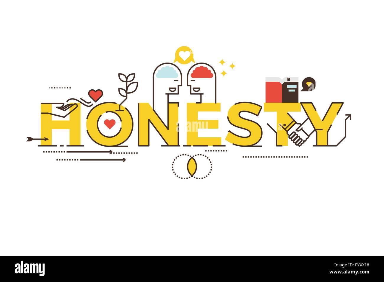 honesty theme