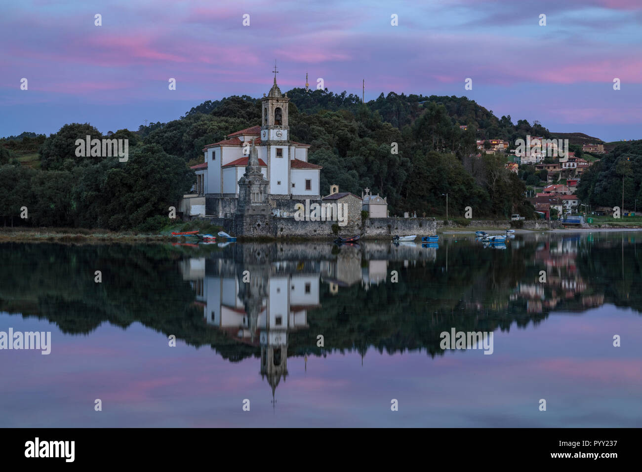 Niembru, Oviedo, Asturias, Spain, Europe - Stock Image