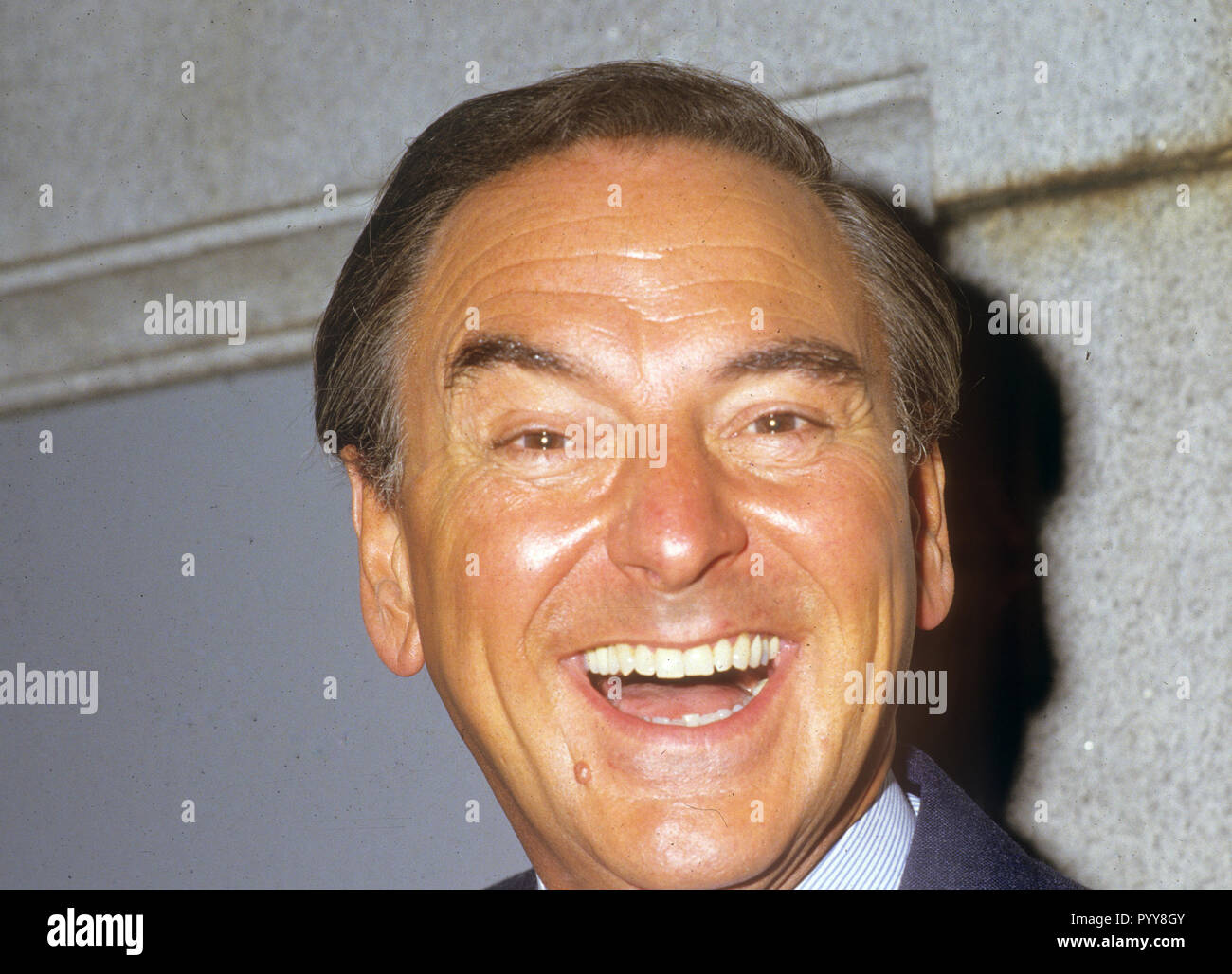 BOB MONKHOUSE (1928-2003) English comedian and entertainer about 1965 - Stock Image