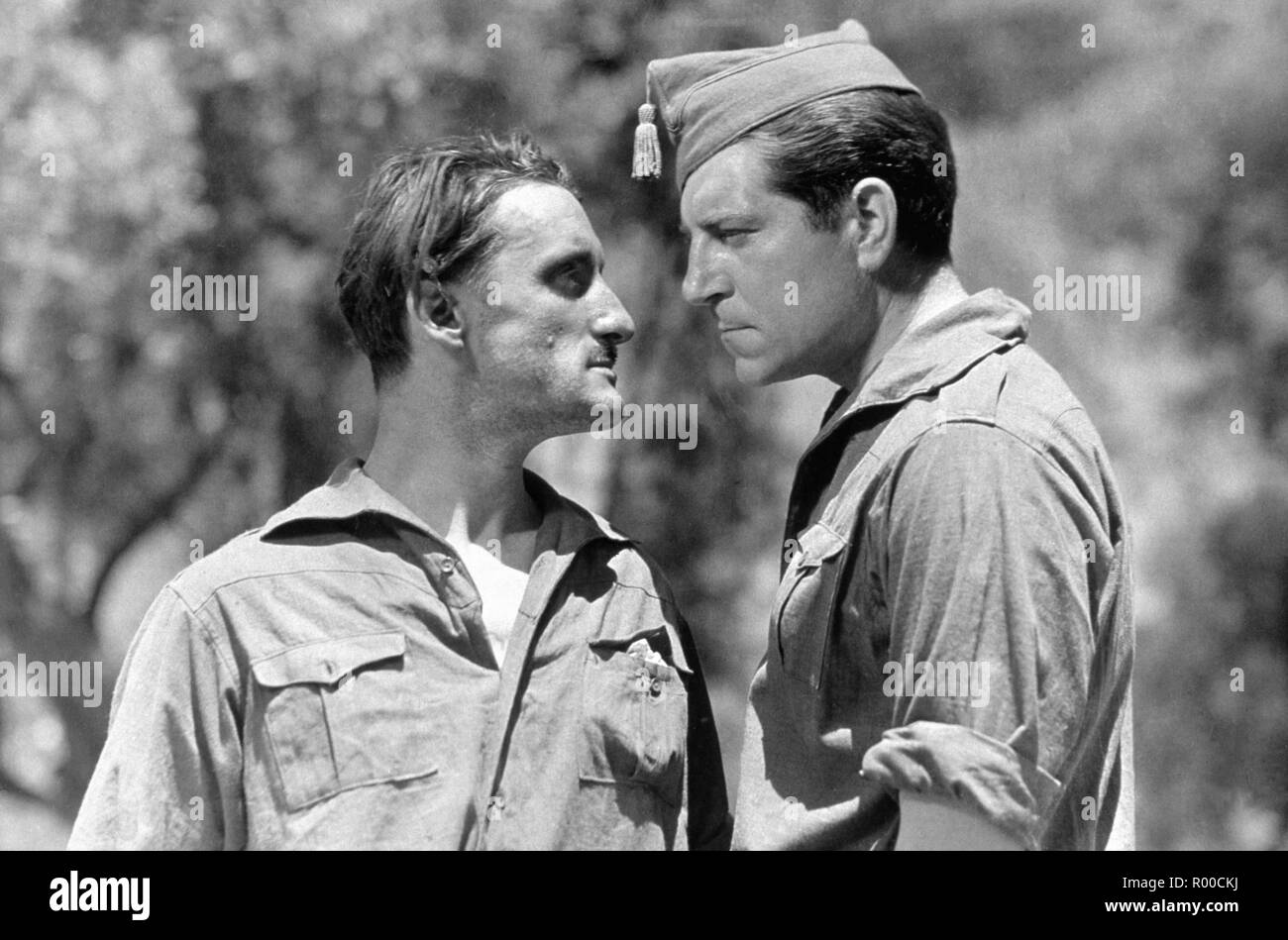 La Bandera Year : 1935 - France Director : Julien Duvivier Jean Gabin, Robert LeVigan - Stock Image
