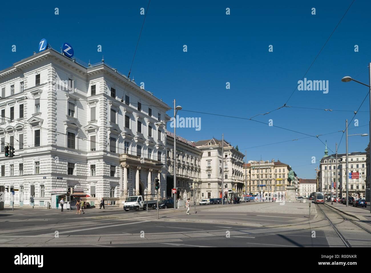 Wien Schwarzenbergplatz Stock Photo 223751803 Alamy