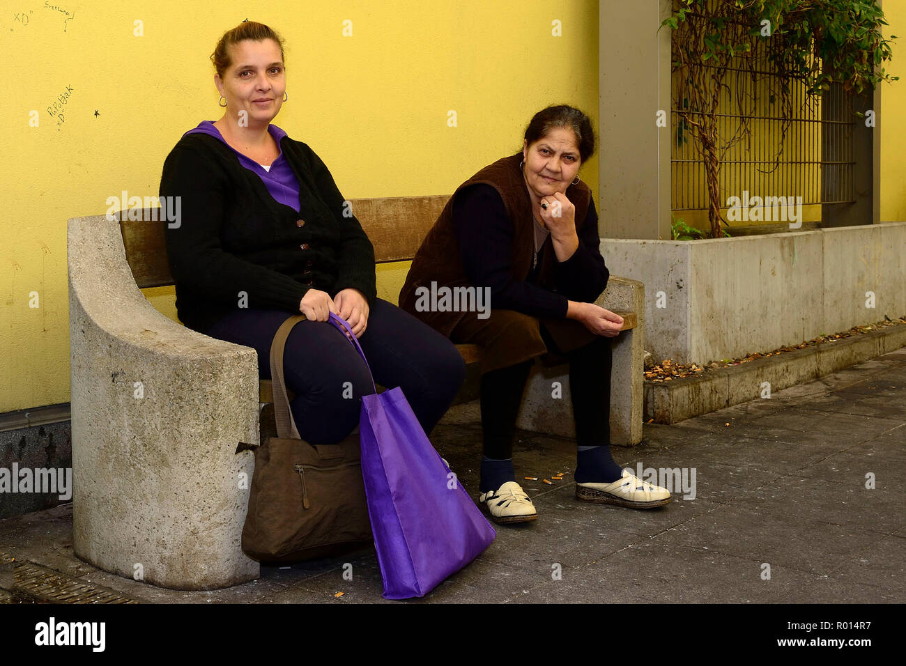 Germany, North Rhine-Westphalia - Refugees in NRW - Stock Image