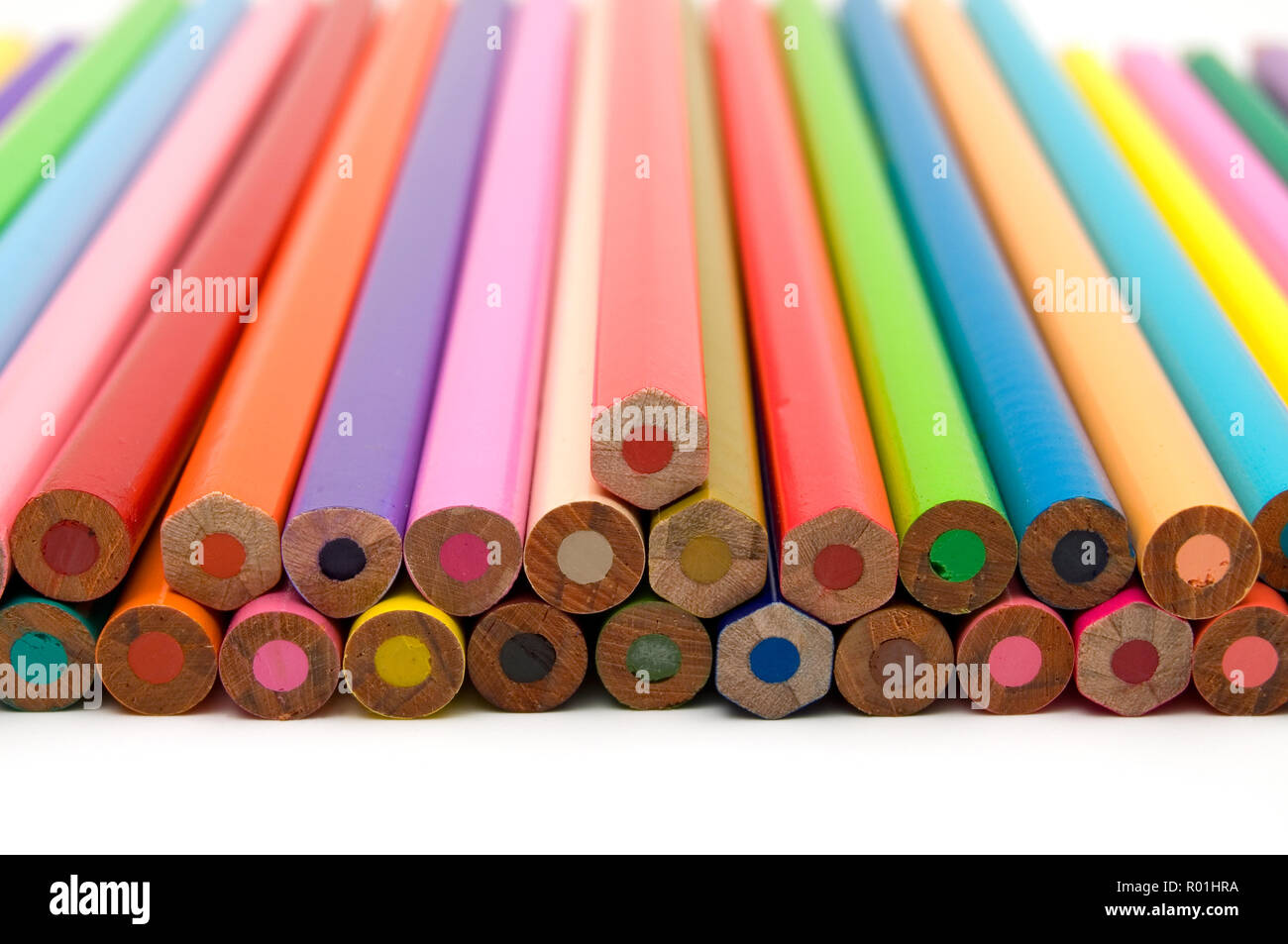 Child Coloring Crayons Stock Photos & Child Coloring Crayons Stock ...