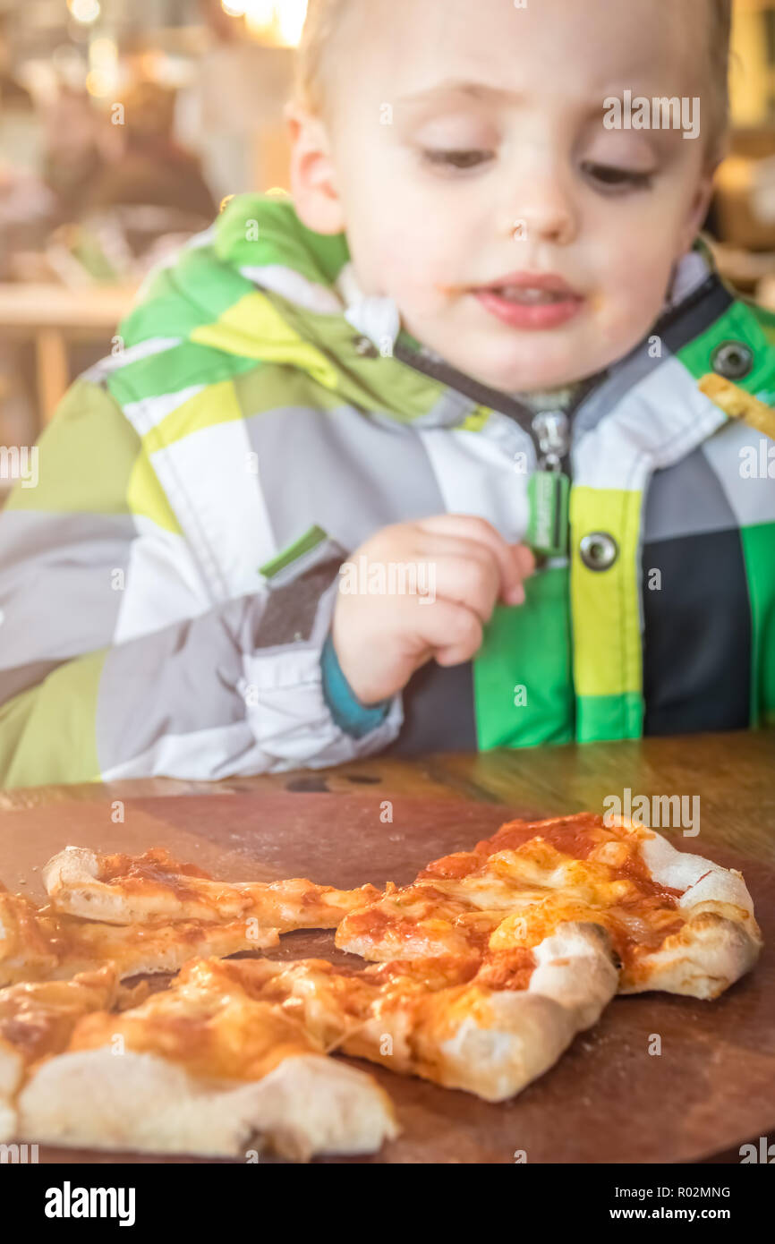 Pizza Takes a Slice Out of Kids Health recommendations