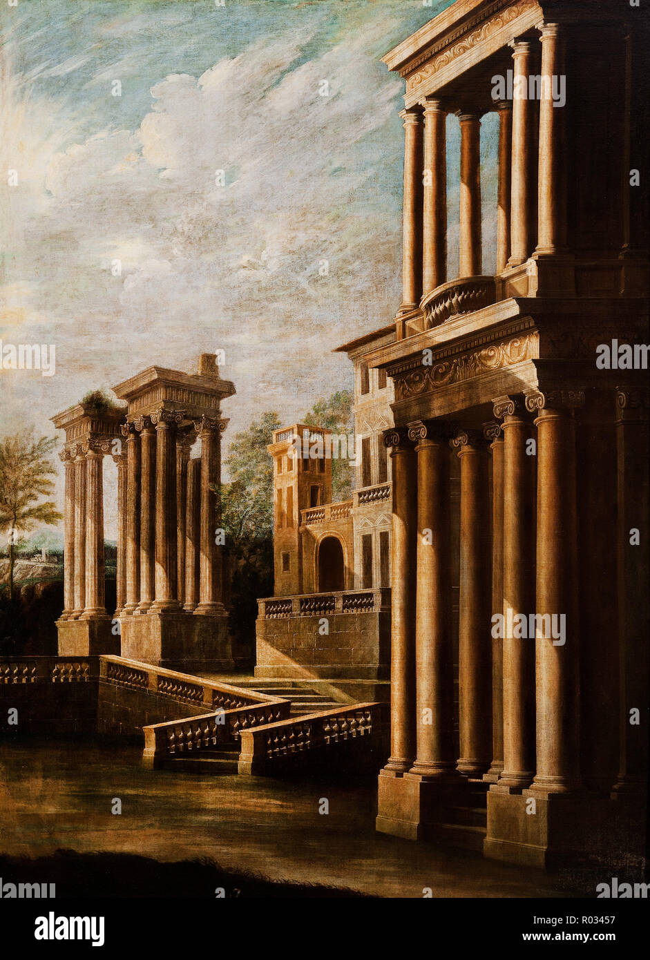 Banco Exterior: Circa 1700 Stock Photos & Circa 1700 Stock Images
