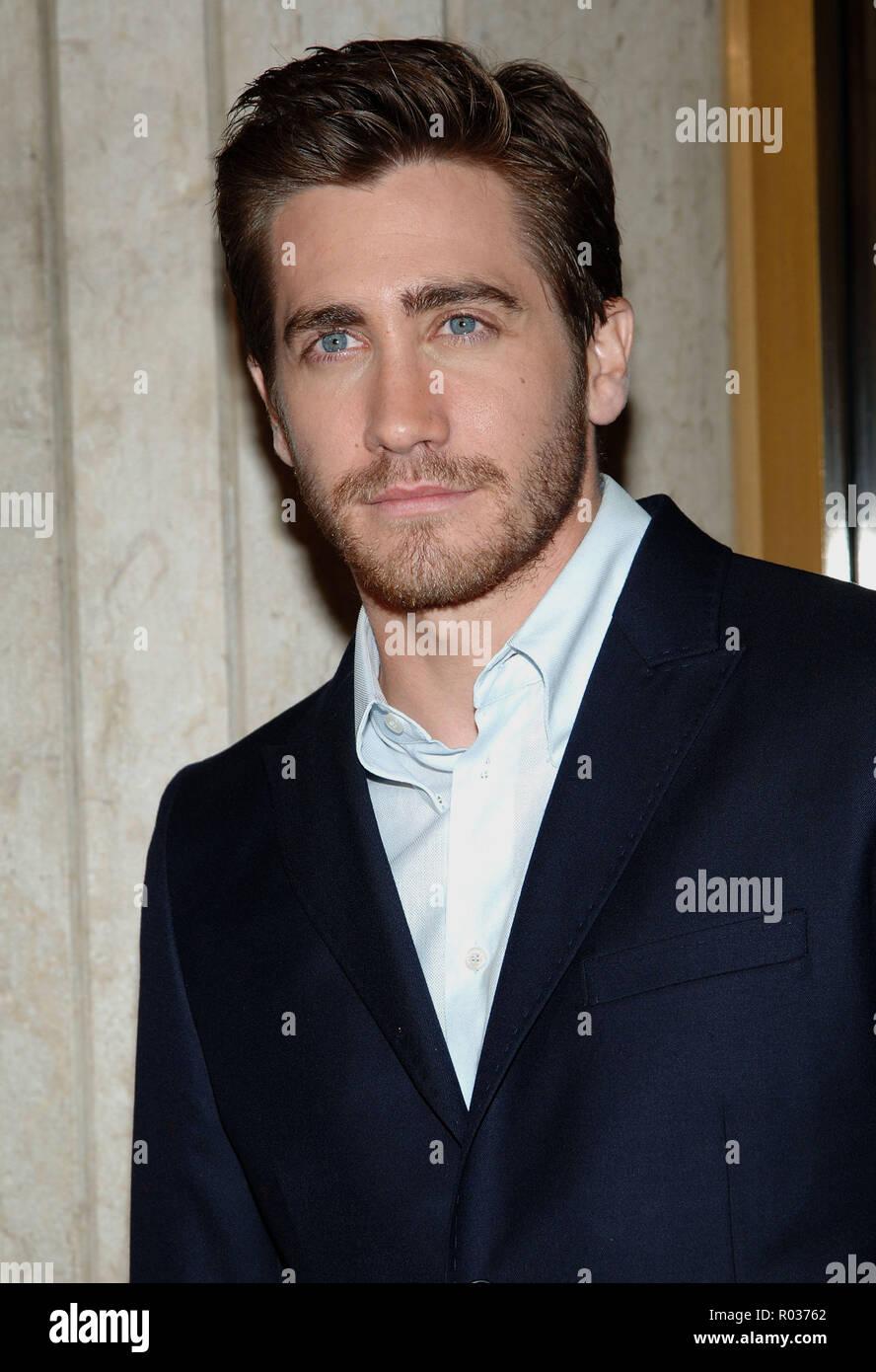 Jake Gyllenhaal 2005 Stock Photos Jake Gyllenhaal 2005 Stock