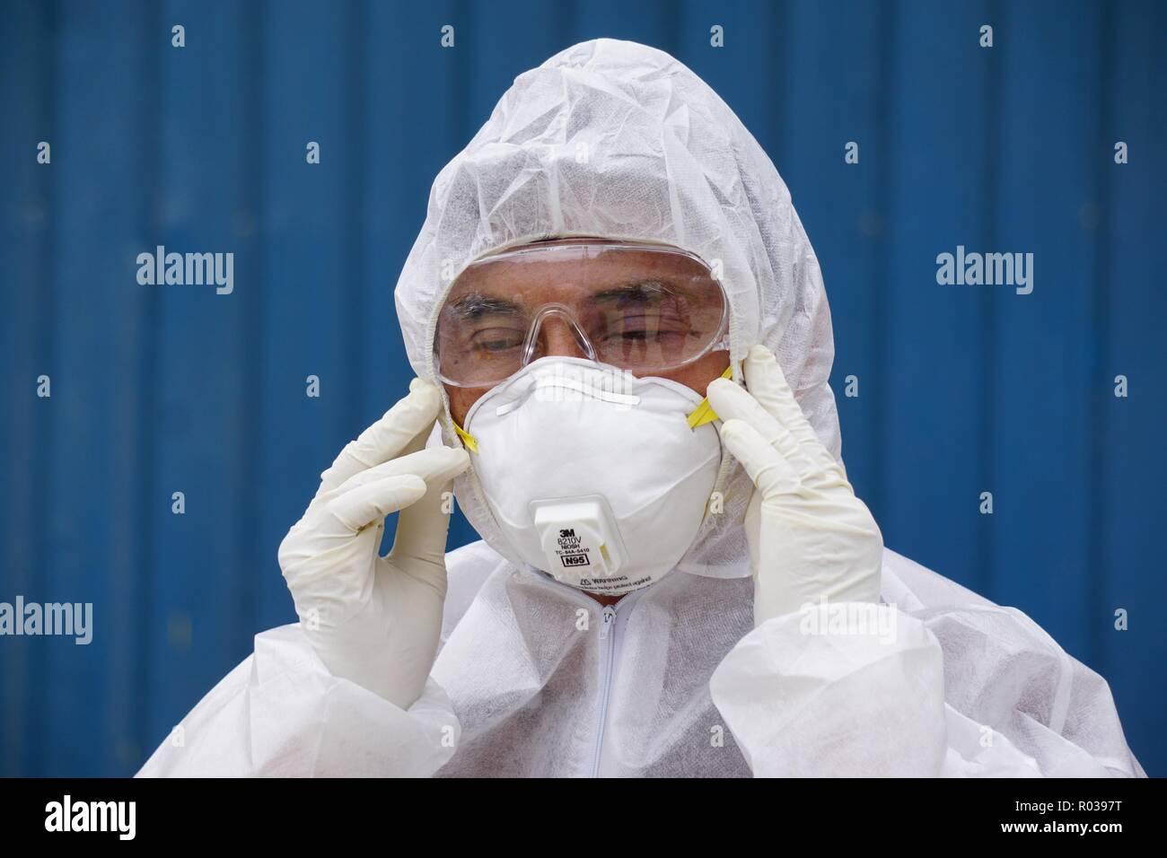 bird flu mask n95