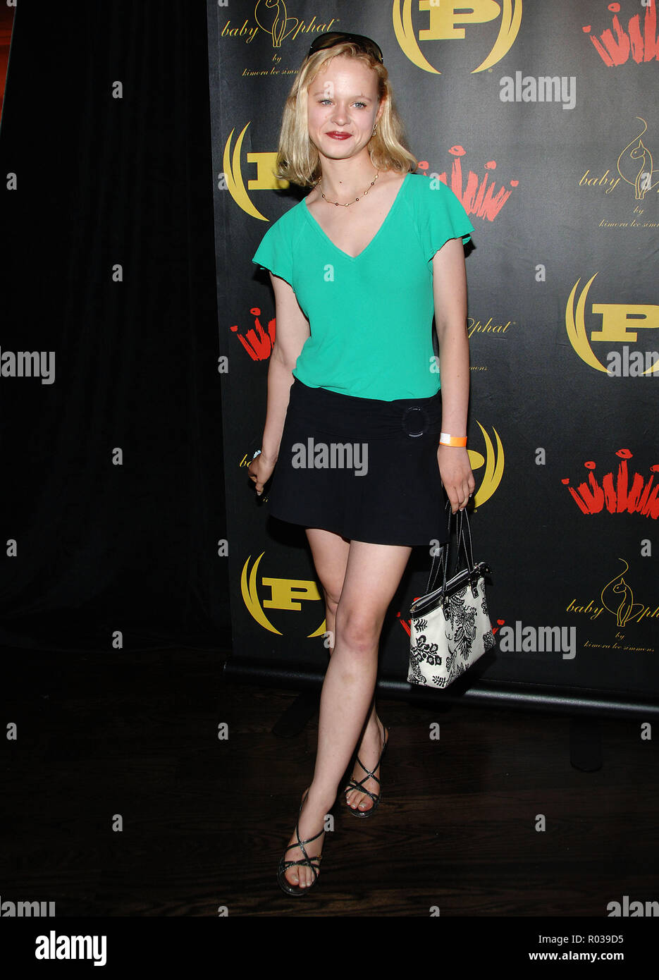 Thora Birch Arriving At The Womenfor The World At The W