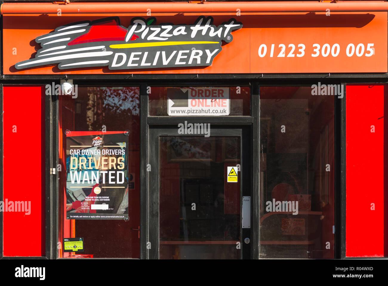Pizza Hut England Stock Photos Pizza Hut England Stock