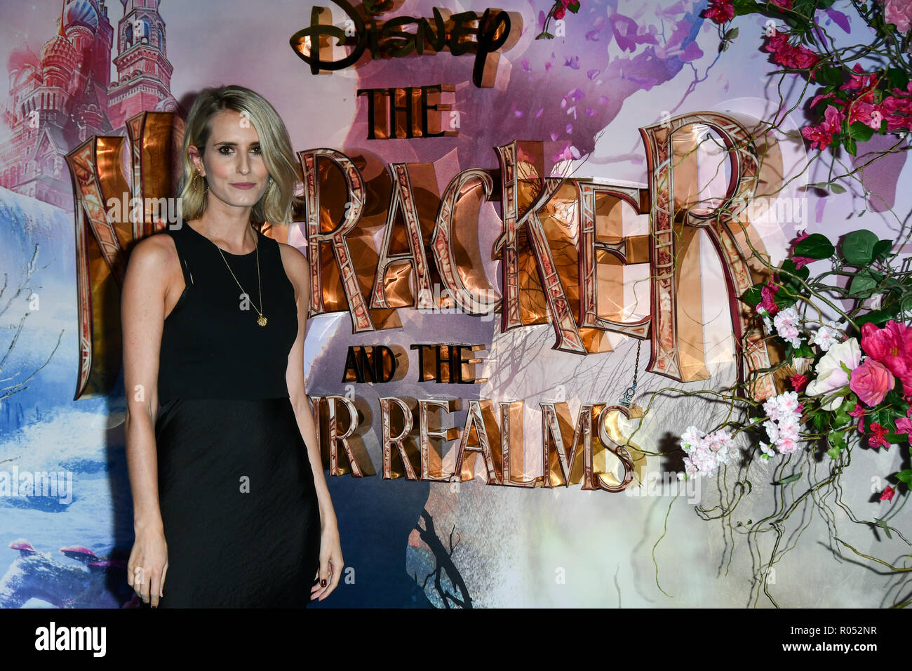 Guest attend The Nutcracker and the Four Realms - UK premiere at Vue Westfield, Westfield Shopping Centre, Ariel Way on 1st Nov 2018, London, UK. - Stock Image