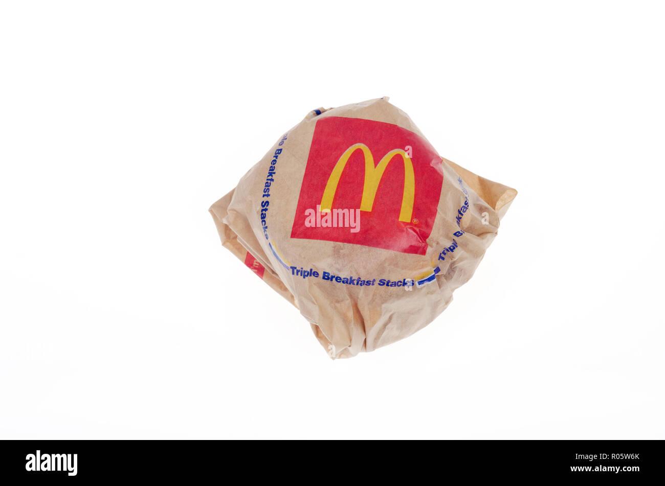 Mcdonalds Menu Breakfast Stock Photos & Mcdonalds Menu Breakfast ...