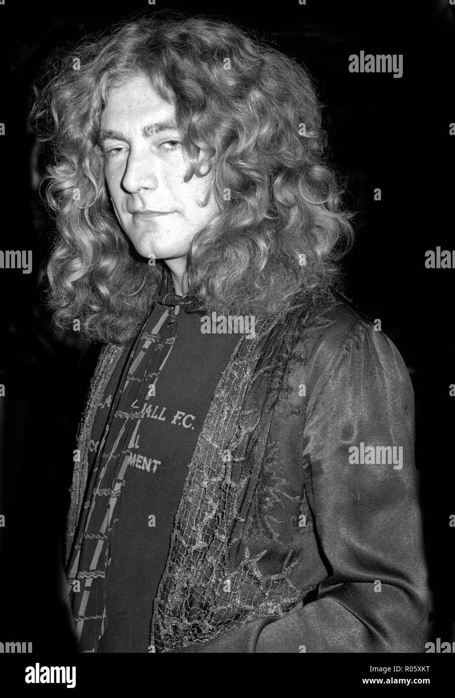 Robert Plant Black And White Stock Photos Amp Images Alamy