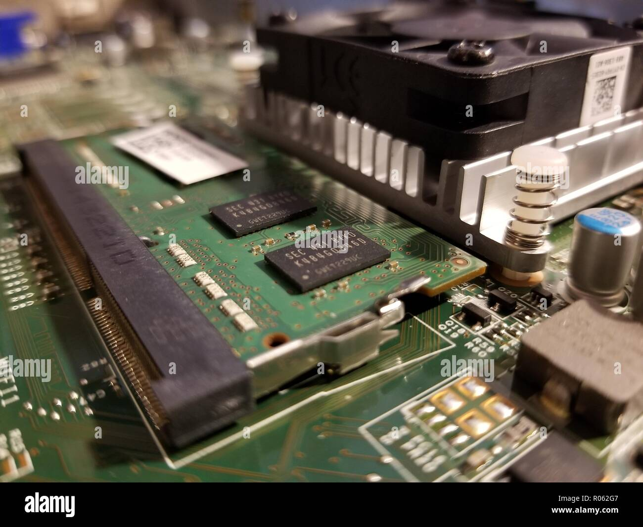 Ram Board Stock Photos Images Alamy Computer Circuit Main Royalty Free Photography Image On Dell Inspiron 3646 The Mother