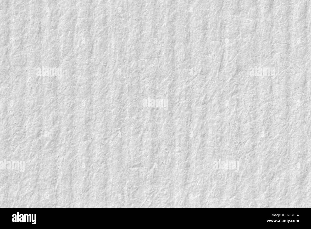 Art paper texture background. Striped white paper. - Stock Image