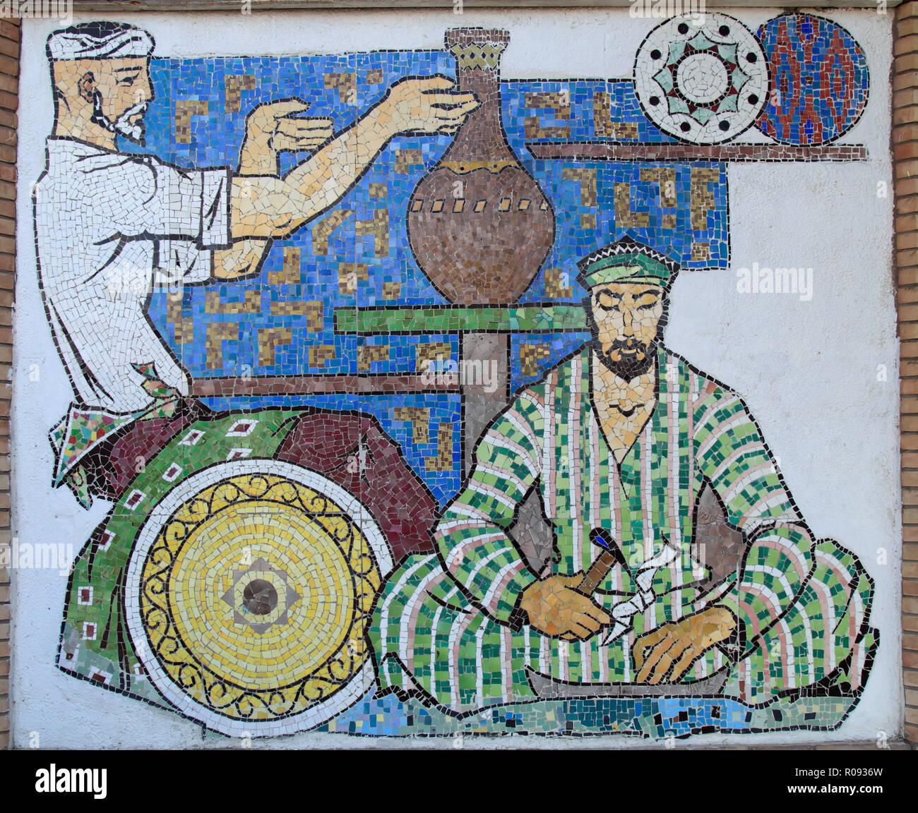 Uzbekistan Tashkent Museum Applied Arts High Resolution Stock Photography And Images Alamy