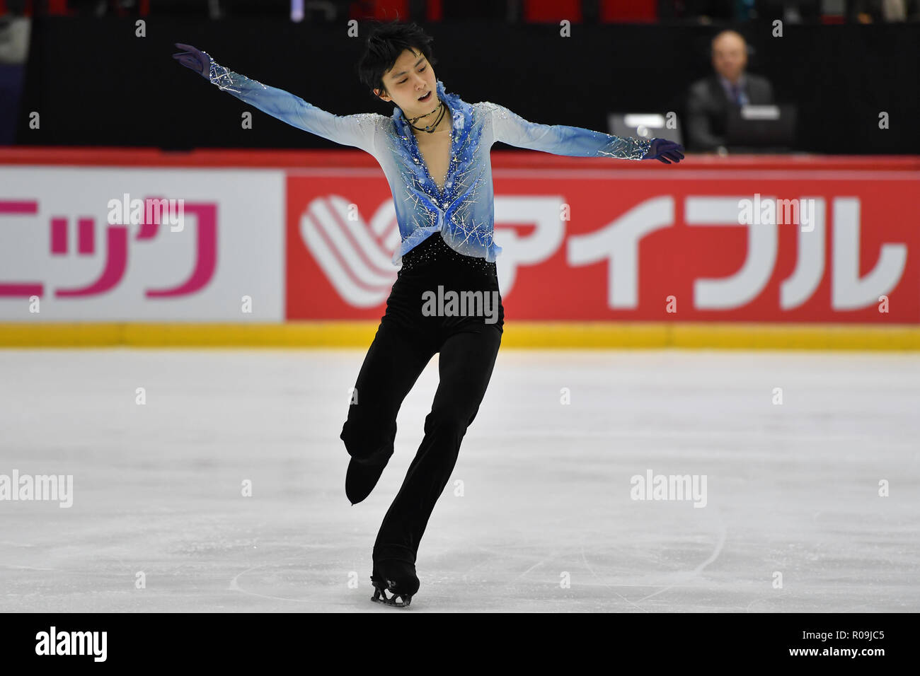 Hanyu Yuzuru Stock Photos & Hanyu Yuzuru Stock Images - Alamy