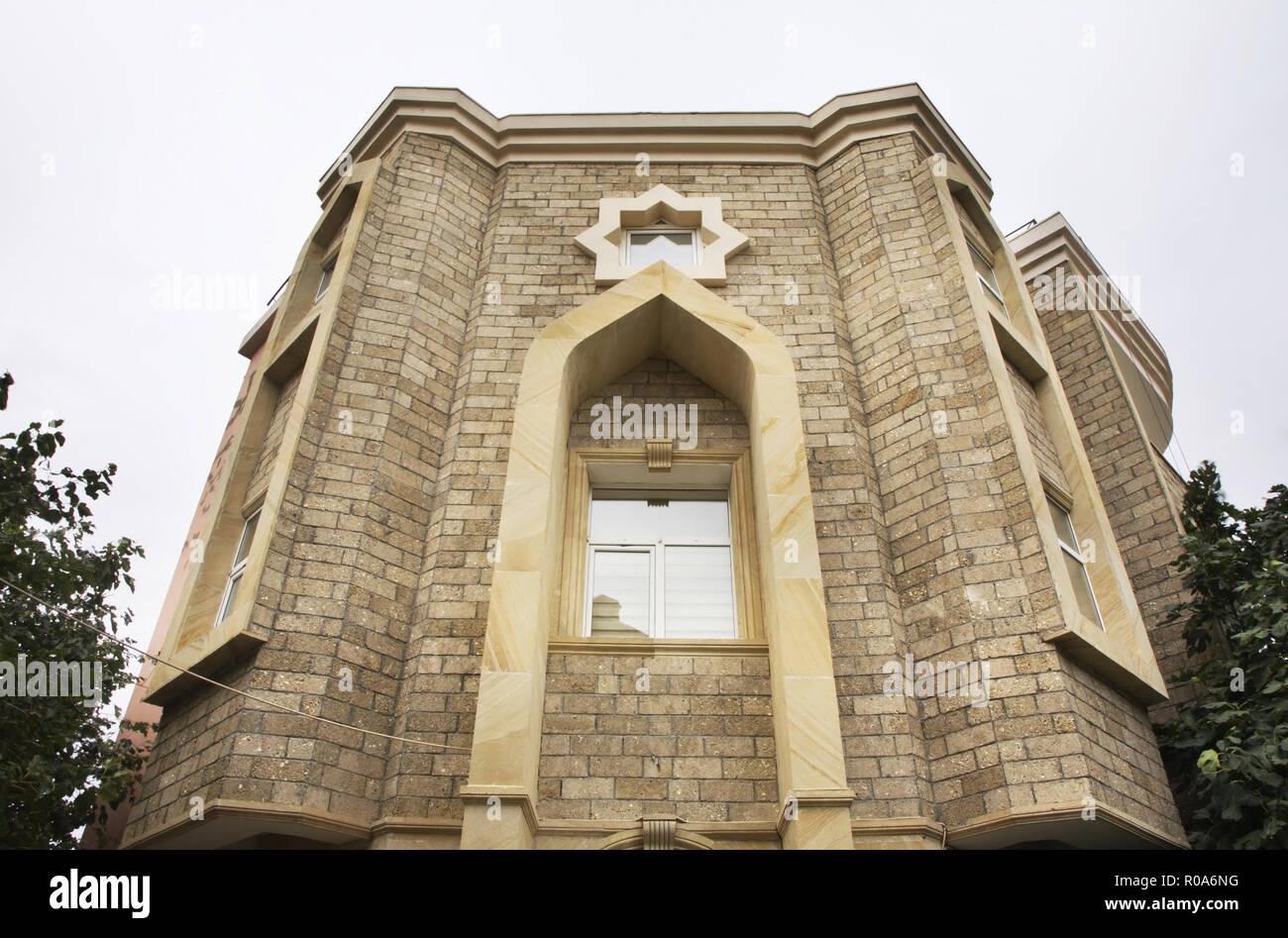 View of Baku. Azerbaijan - Stock Image