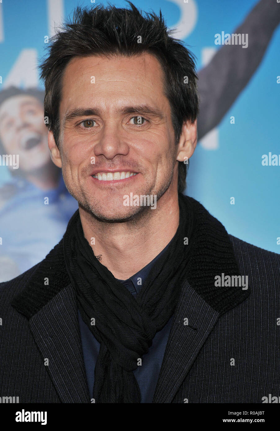 Jim Carrey Yes Man Premiere At The Westwood Village Theatre In Los Angeles Carreyjim 49 Red Carpet Event Vertical Usa Film Industry Celebrities Photography Bestof Arts Culture And Entertainment Topix Celebrities Fashion