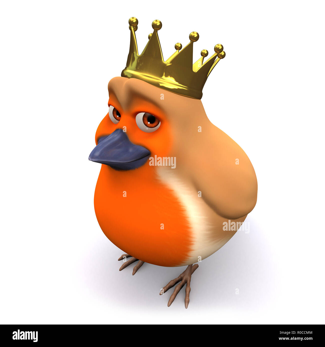 3d Cartoon Christmas Robin Bird Wears A Gold Royal Crown Stock Photo Alamy The film premiered on hallmark channel on november 27, 2015. https www alamy com 3d cartoon christmas robin bird wears a gold royal crown image224008196 html