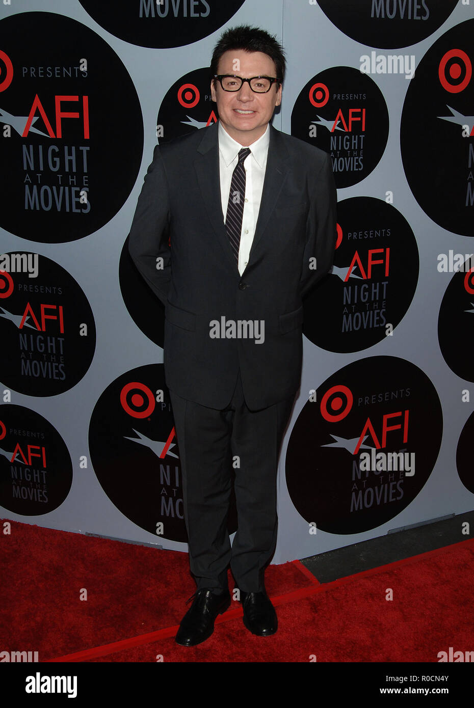 Mike Myers - AFI Night at the Movies Twelfe Classic Films at the Arclight  Theatre In Los Angeles.MyersMike 41 Red Carpet Event, Vertical, USA, Film  Industry ...