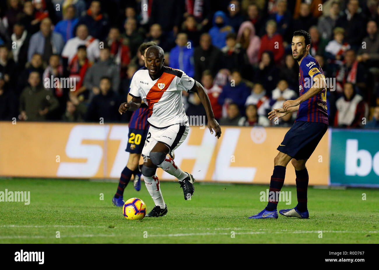 Rayo Vallecano High Resolution Stock Photography And Images Alamy