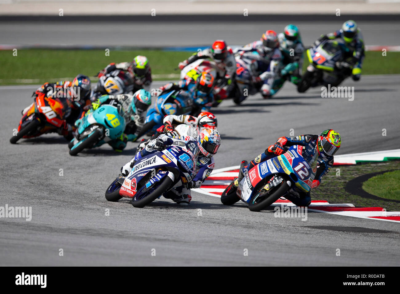 Sepang International Circuit Sepang Malaysia 4th Nov 2018