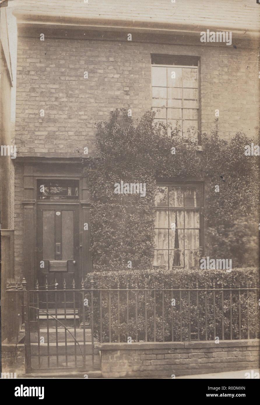 Edwardian House Sign
