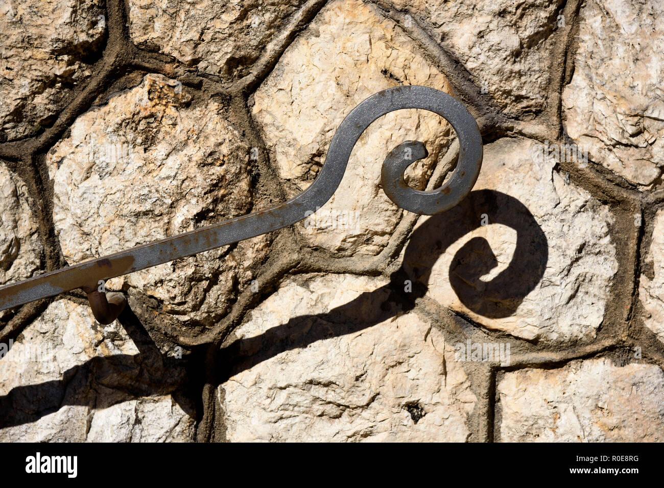 Cagliari Sardinia Italy - Stock Image