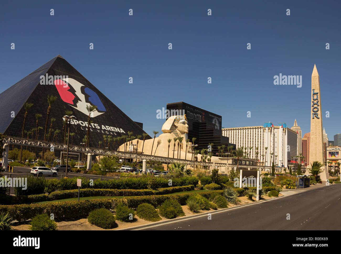 Casinos On Las Vegas Boulevard