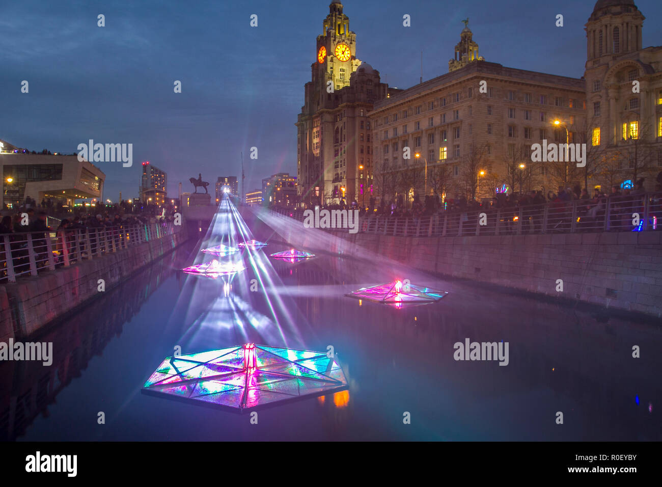 what to see in liverpool for free