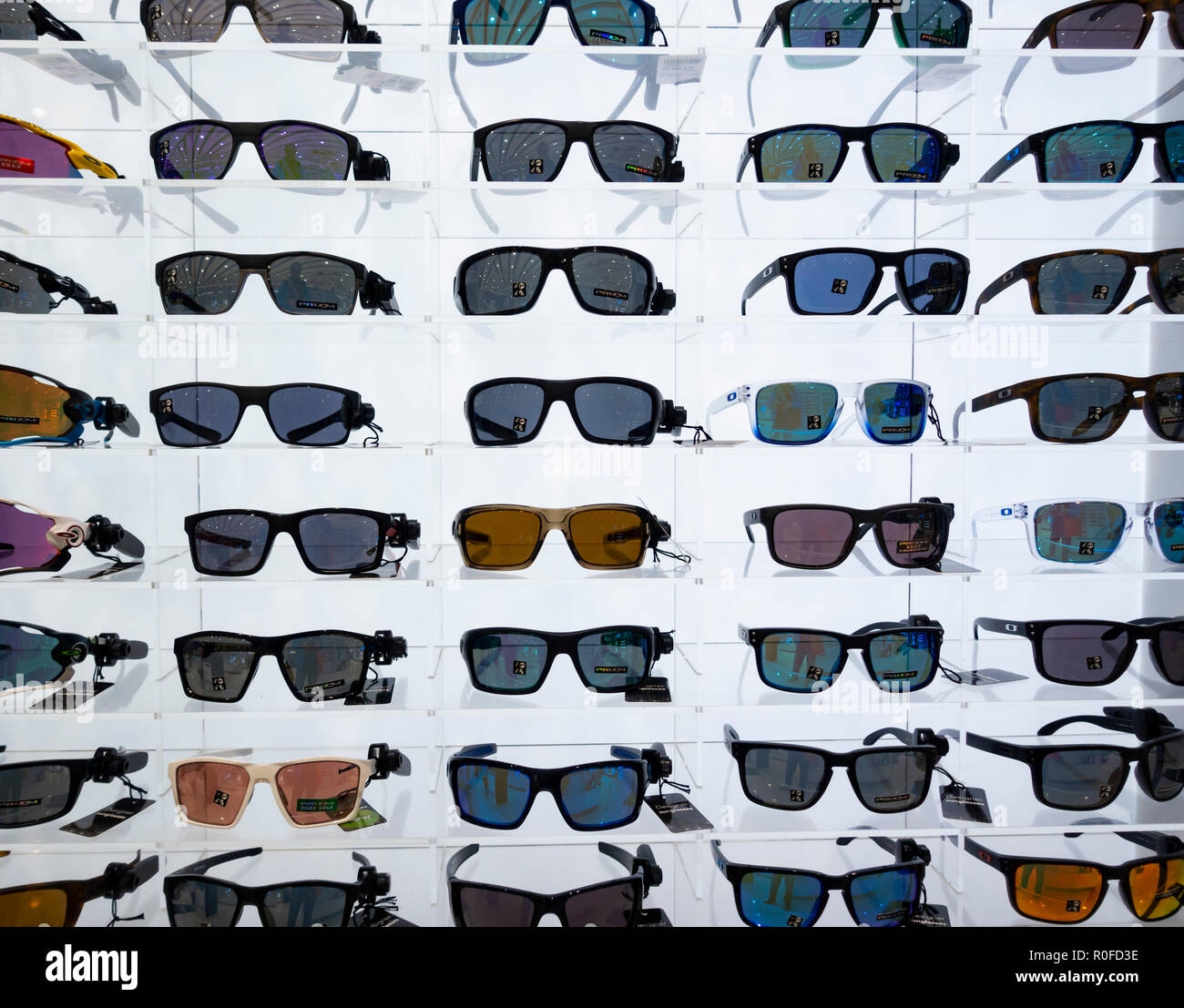 54aaac924dce Oakley Sunglasses Stock Photos & Oakley Sunglasses Stock Images - Alamy