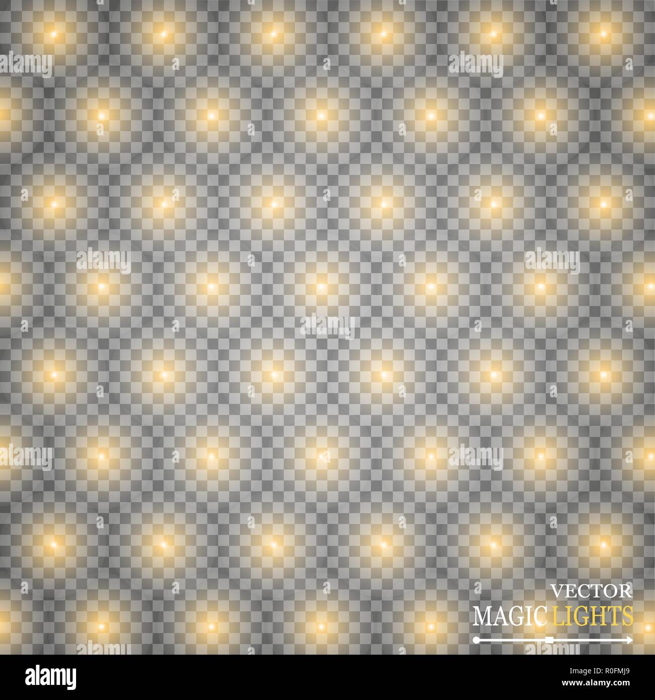 Halftone pattern vector.blue the circles to the background squares. - Stock Image