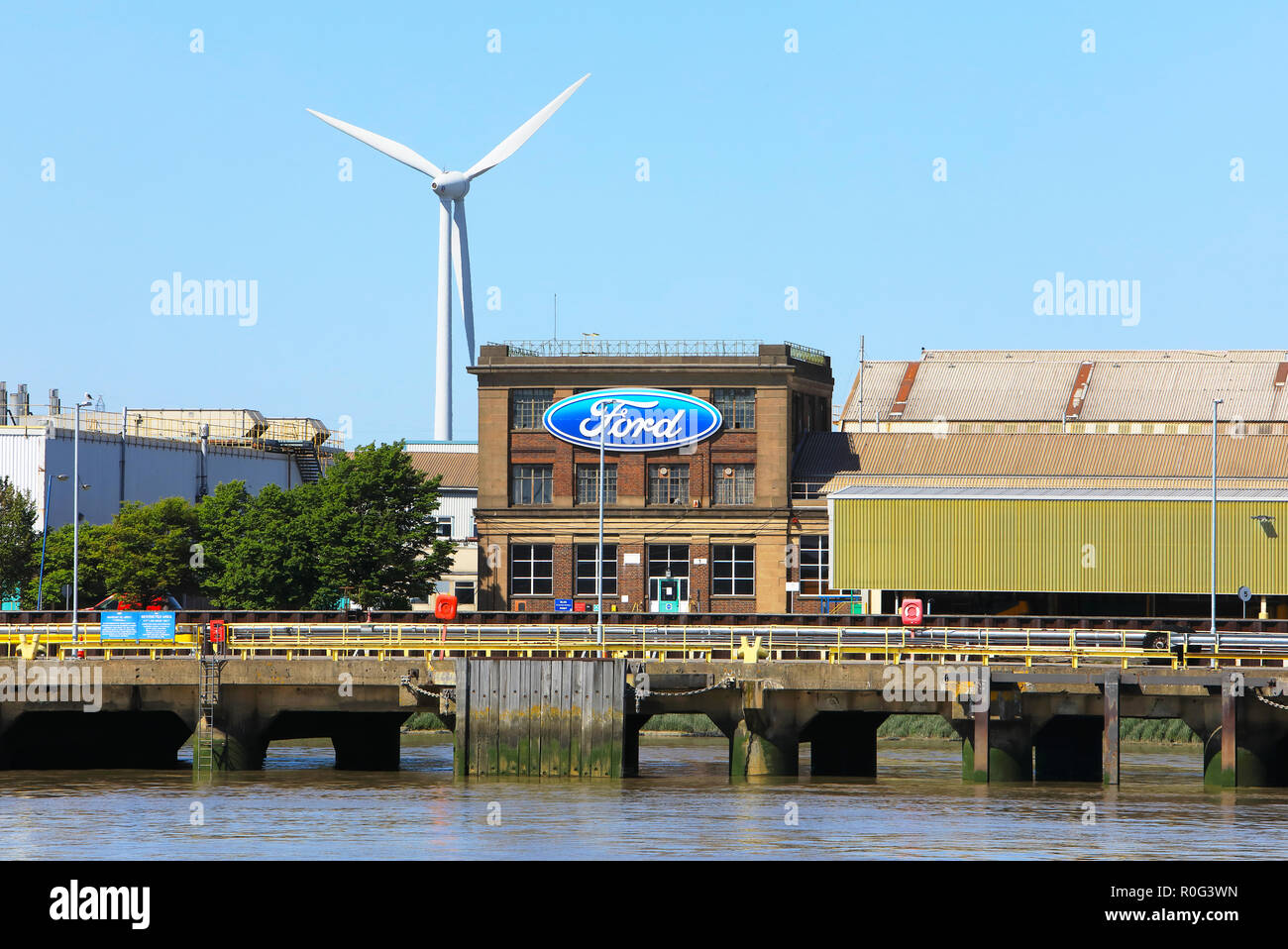 Dagenham Ford High Resolution Stock Photography And Images Alamy