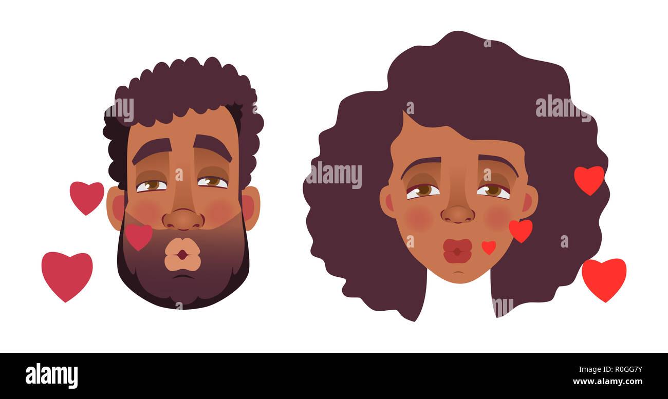 i love african men