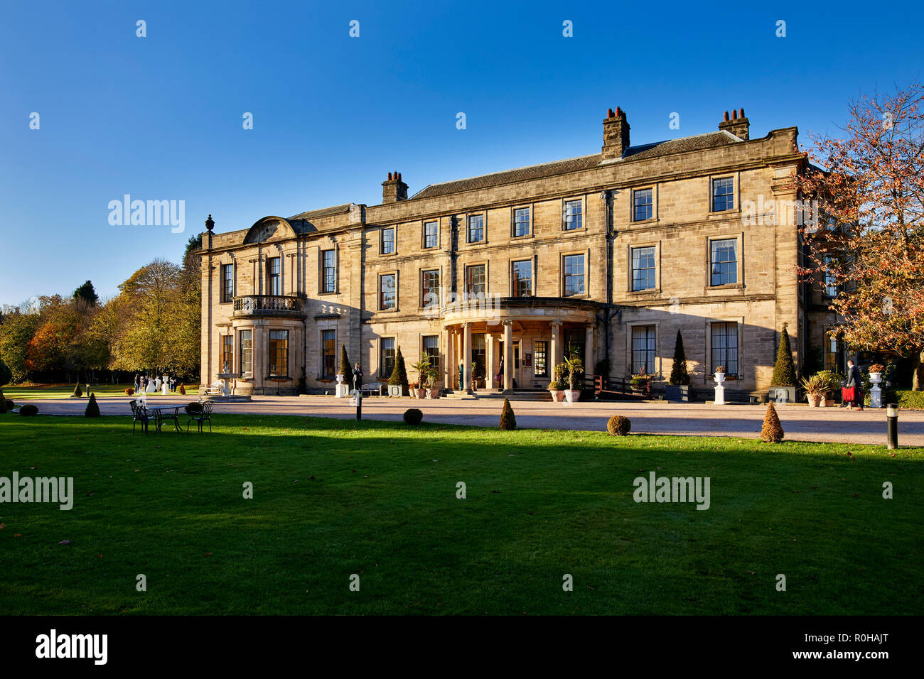 Beamish Hall, Co. Durham - Stock Image