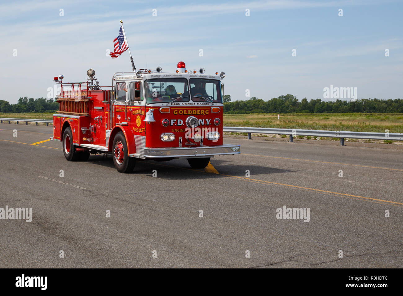 Fire Department Fdny Stock Photos & Fire Department Fdny Stock