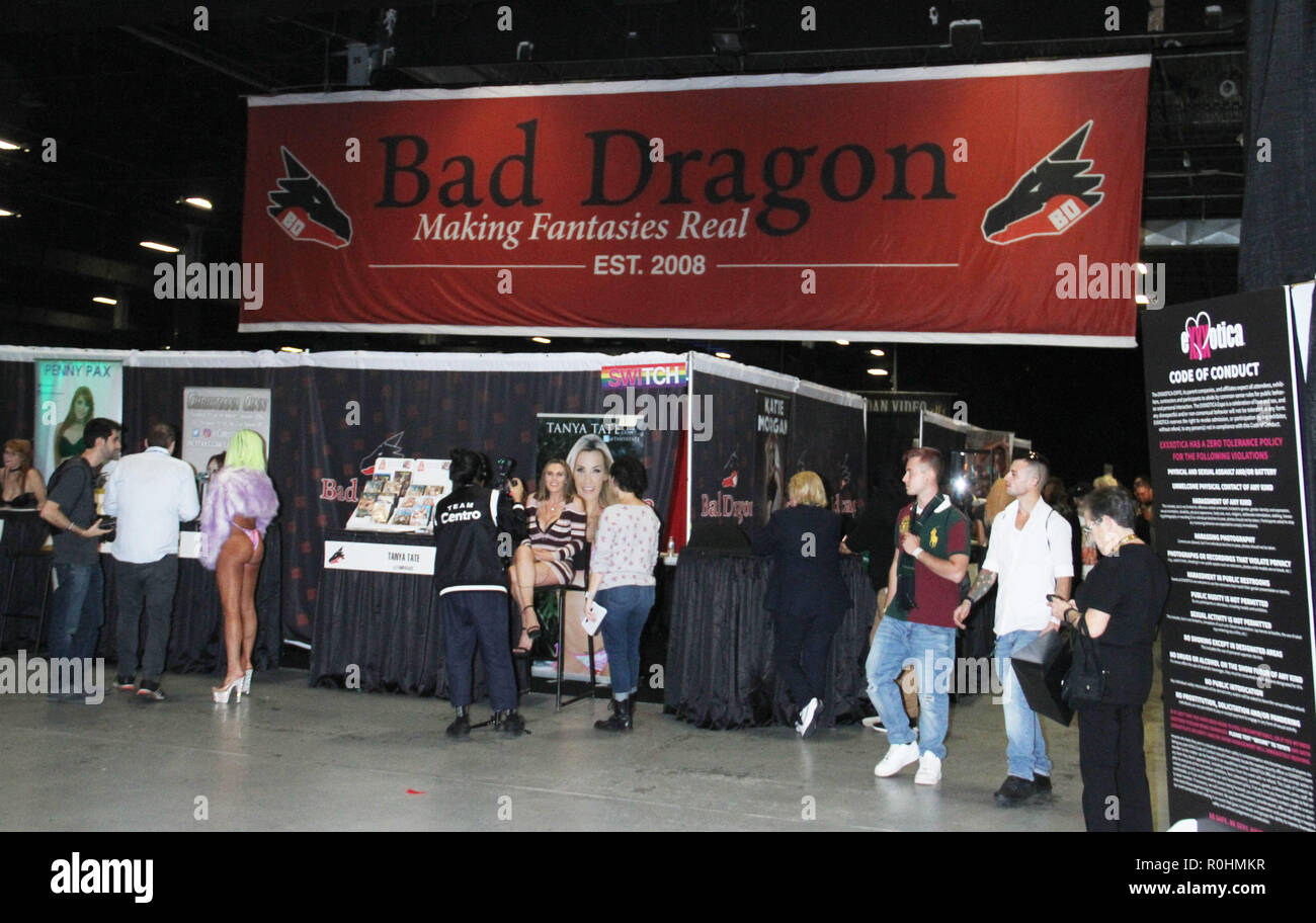 November 04, 2018 eXXXotica 2018 at New Jersey Convention & Exposition Center November 04, 2018 Credit:RW/MediaPunch - Stock Image