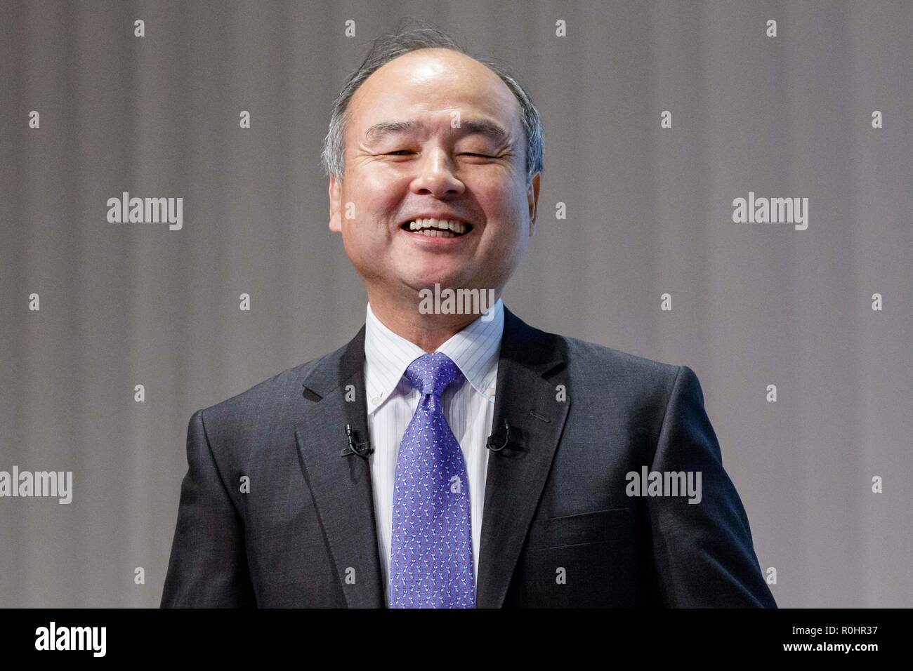 Masayoshi Son, SoftBank Group Corp  Chairman and CEO