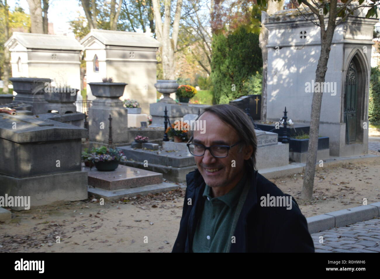 Paris, France  5th Nov 2018  French celebrities attend the