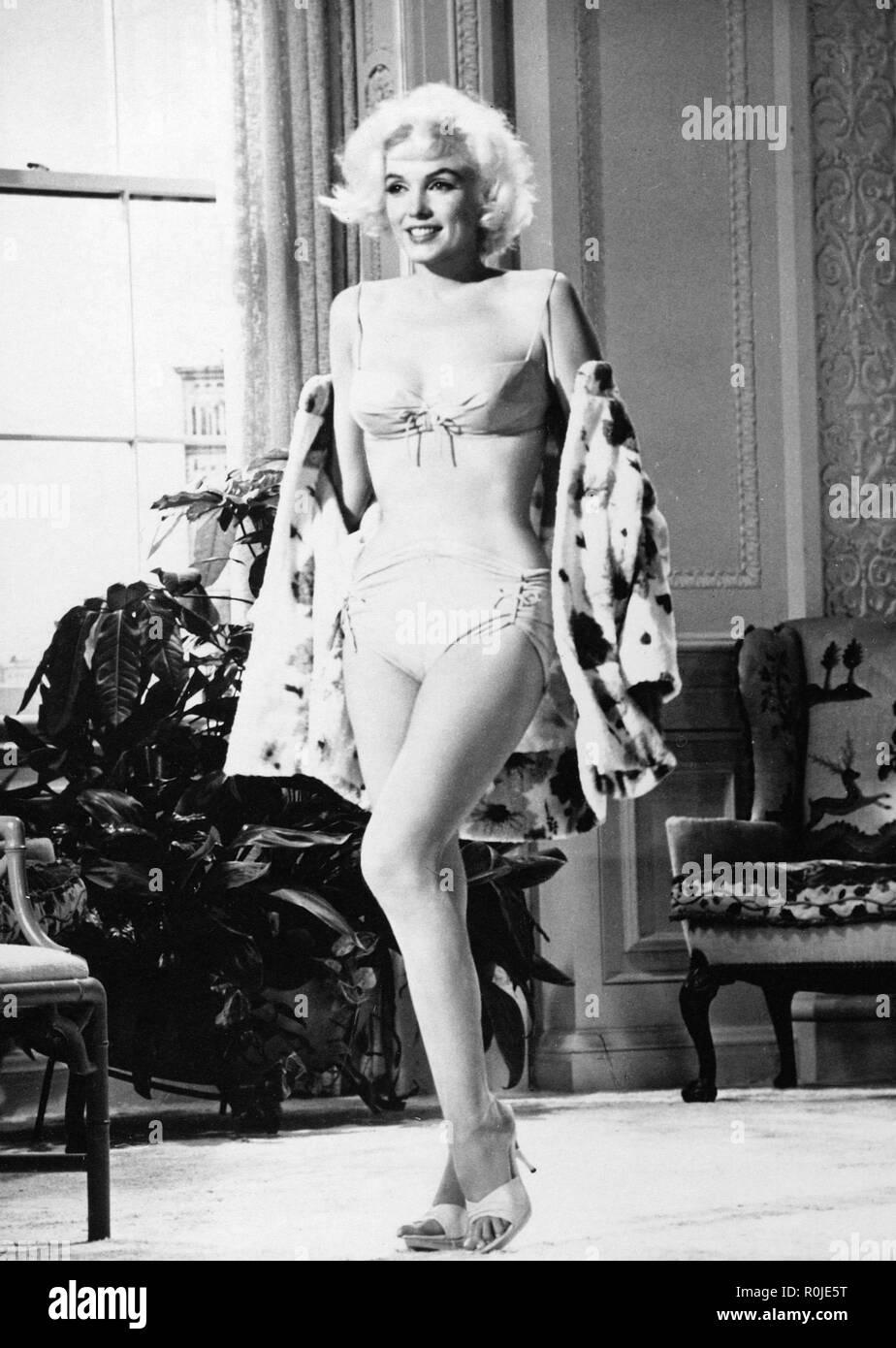 Marilyn Monroe Bikini High Resolution Stock Photography And Images Alamy