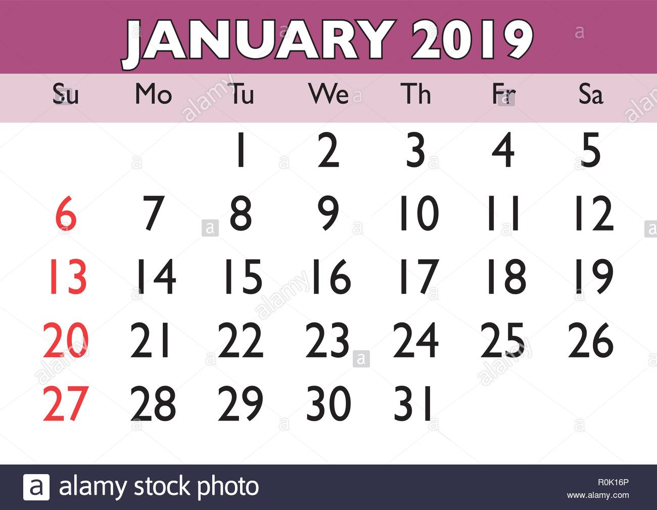 picture about January Printable Calendar identify 2019 calendar January thirty day period. Vector printable calendar