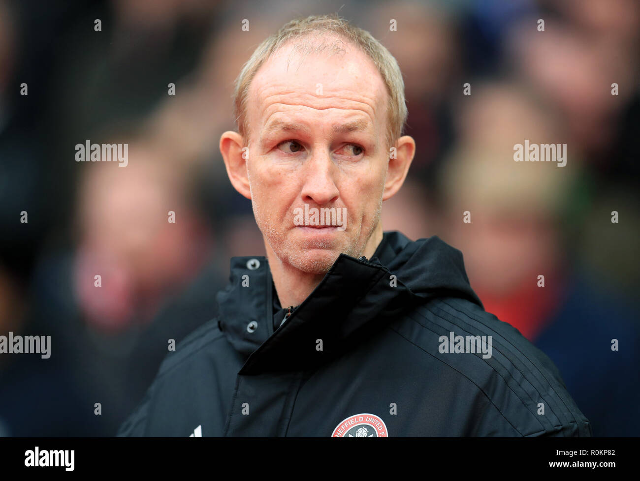 Nottingham Forest's Assistant Manager Alan Knill - Stock Image