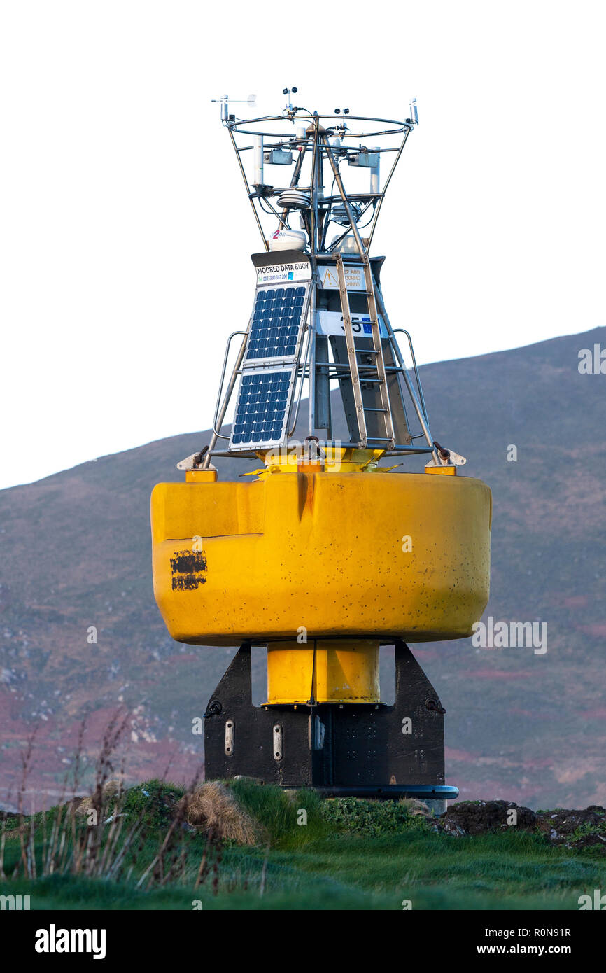 Marine Data Buoy High Resolution Stock Photography And Images Alamy