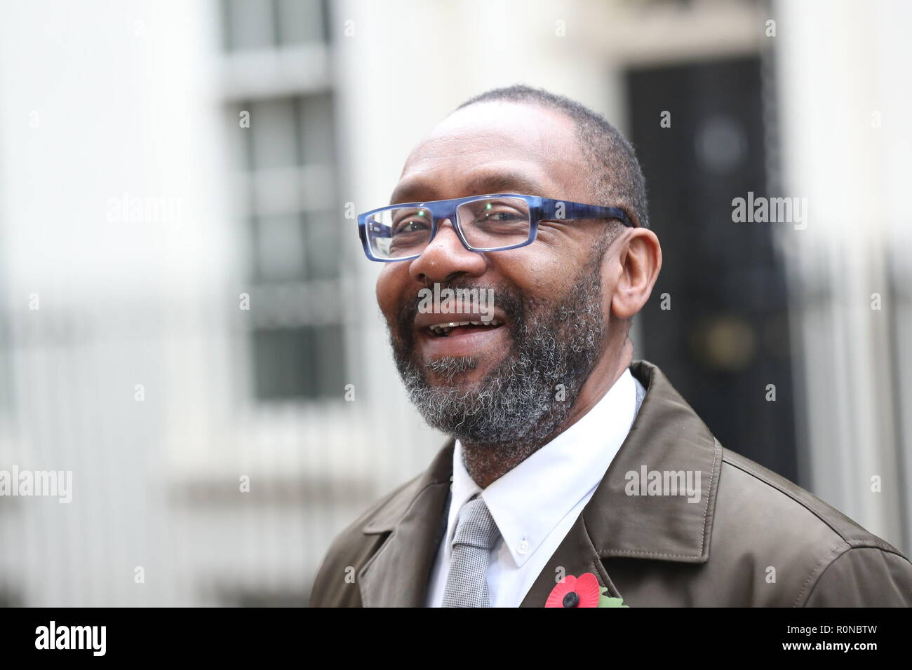 Sir Lenny Henry Delivers A Letter Signed By A String Of Stars To 10 Downing Street London Calling For Tax Breaks For Uk Film And Tv Productions To