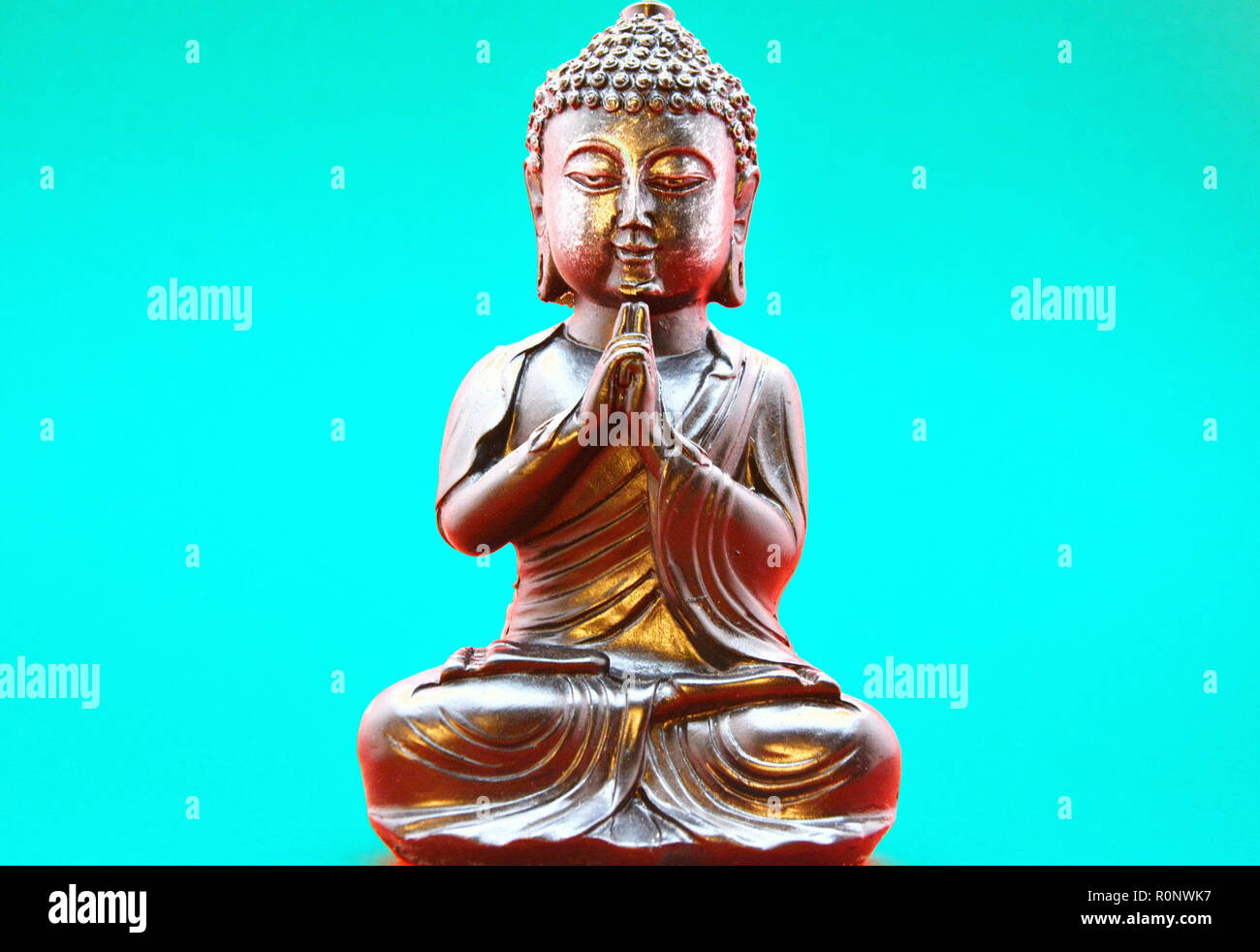Buddha  Buddhismus  Buddha-Figur  Religion Stock Photo